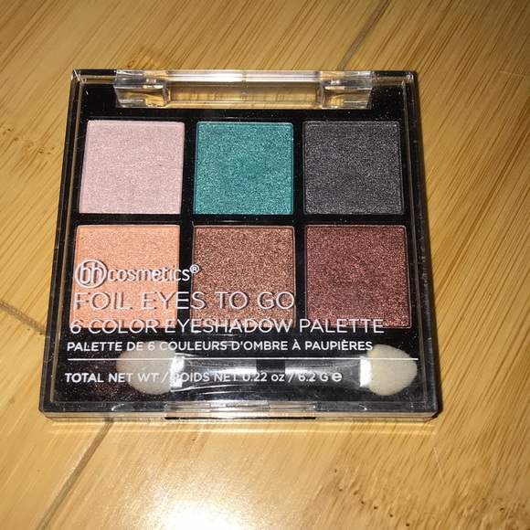 BH Cosmetics Other - BH Cosmetics Foil Eyeshadow Palette